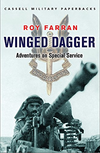 9780304350841: Winged Dagger: Adventures on Special Service (CASSELL MILITARY PAPERBACKS)