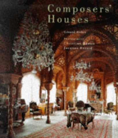 COMPOSERS' HOUSES.: Gerard Gefen and Jacques Evrard and Christine Bastin
