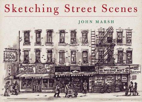 9780304351640: Sketching Street Scenes