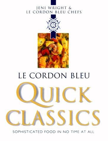 9780304351800: Le Cordon Bleu Quick Classics
