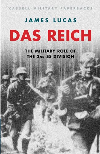 9780304351992: Cassell Military Classics: Das Reich: The Military Role of the 2nd SS Division