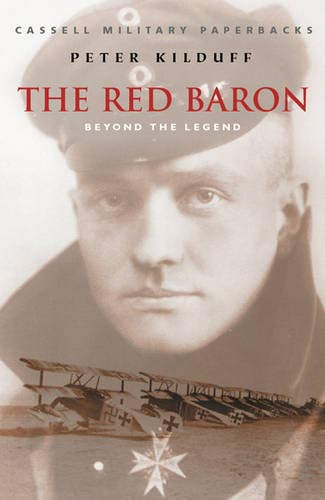 9780304352074: Cassell Military Classics: The Red Baron: Beyond The Legend