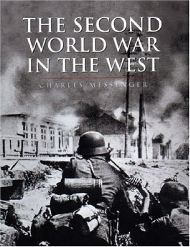 9780304352241: History of Warfare: The Second World War In The West (Cassell History of Warfare)