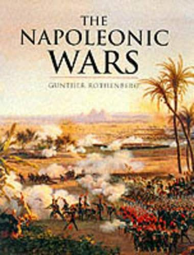 9780304352678: Napoleonic Wars (CASSELL'S HISTORY OF WARFARE)