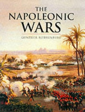 9780304352678: Napoleonic Wars (CASSELL'S HISTORY OF WARFARE)