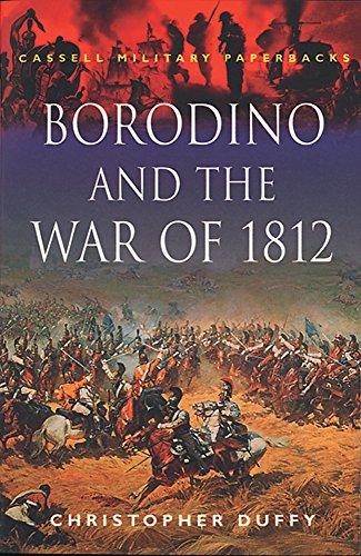 9780304352784: Borodino (Cassell Military Paperbacks)