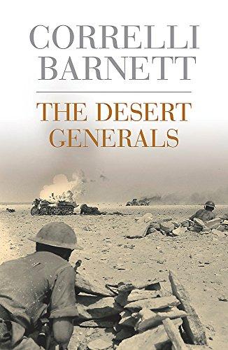 9780304352807: The Desert Generals (Cassell Military Paperbacks)