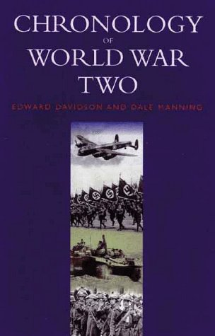 9780304353095: Chronology of World War Two