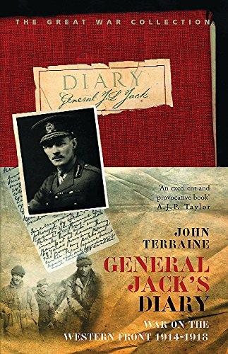 General Jack's Diary 1914-18 (Cassell Military Paperbacks): John Terraine