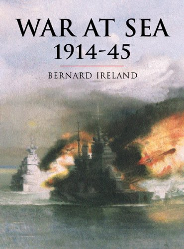 9780304353408: War At Sea 1914 - 45 (CASSELL'S HISTORY OF WARFARE)