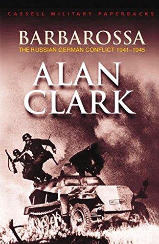 9780304353767: Barbarossa: The Russian-German Conflict, 1941-45 (Phoenix Giants)
