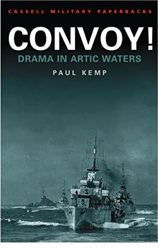 9780304354511: Convoy!: Drama in Arctic Waters (CASSELL MILITARY PAPERBACKS)