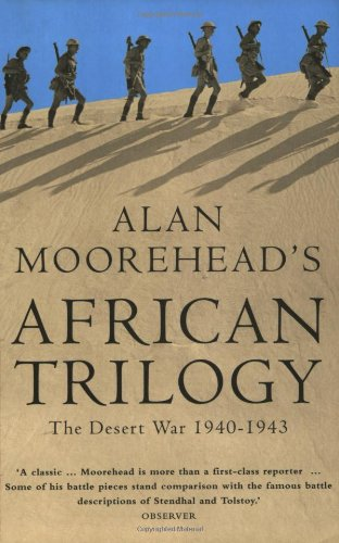 9780304354979: African Trilogy: The North African Campaign, 1940-43