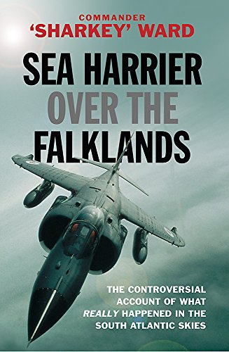 9780304355426: Sea Harrier Over The Falklands: A Maverick at War (CASSELL MILITARY PAPERBACKS)