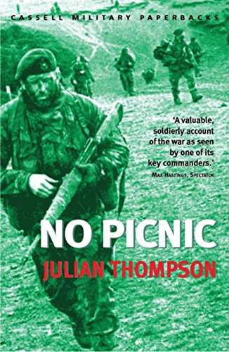 9780304356478: No Picnic: 3 Commando Brigade in the South Atlantic, 1982 (Cassell Military Paperbacks)