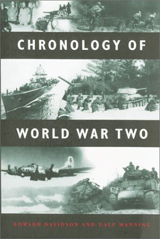 9780304356720: Chronology of World War Two