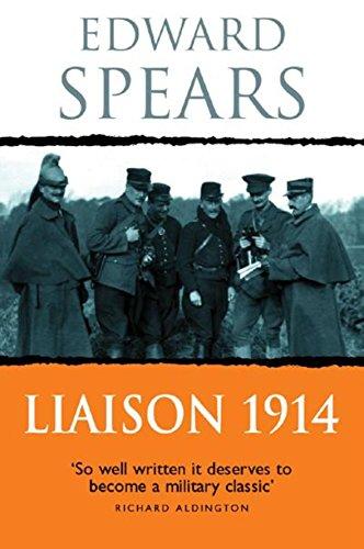 9780304356829: Liaison 1914