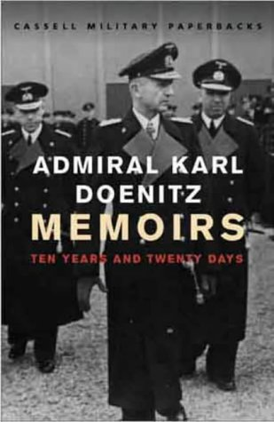 9780304356867: Memoirs: Ten Years And Twenty Days (Cassell Military Paperbacks)