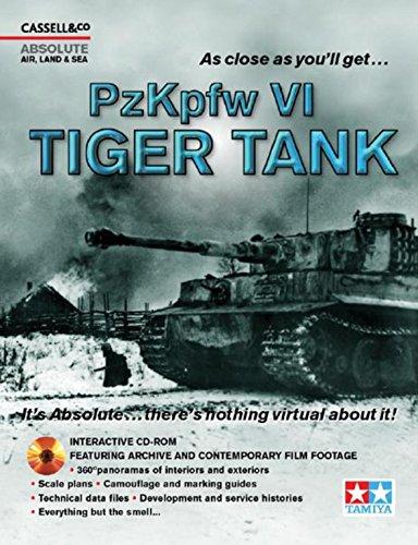 9780304356904: PzKpfw VI TIGER TANK (Absolute CD-ROMS)