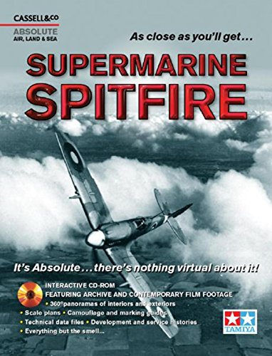 9780304356928: Absolute Supermarine Spitfire Cd Rom