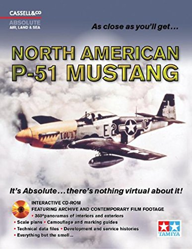 9780304356935: Absolute North American P-51 Mustang (Absolute CD-ROMS)