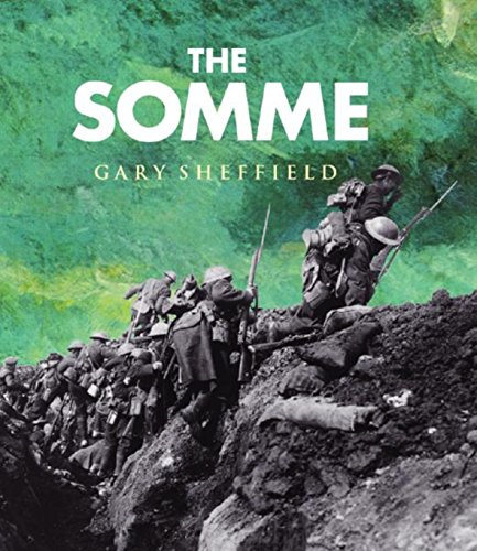9780304357048: The Somme (Fields of Battle)