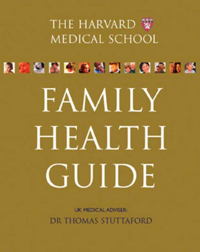 9780304357192: The Harvard Medical School Family Health Guide: UK Edition