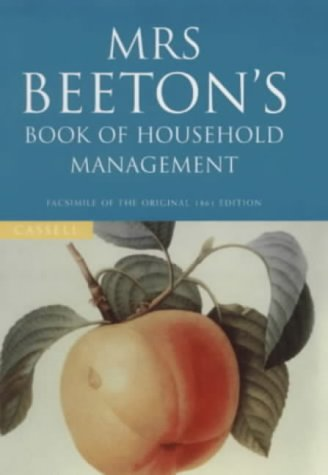 9780304357260: Mrs.Beeton's Book of Household Management