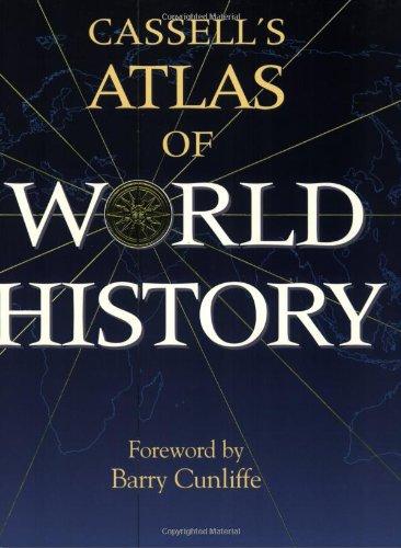 9780304357574: Cassell's Atlas of World History