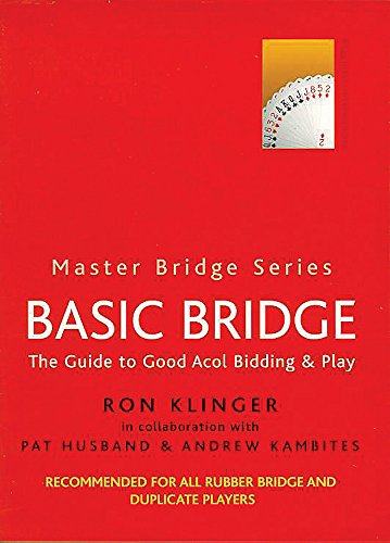 9780304357963: Basic Bridge (MASTER BRIDGE)
