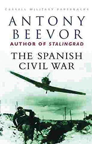 9780304358403: The Spanish Civil War (Cassell Military Paperbacks)