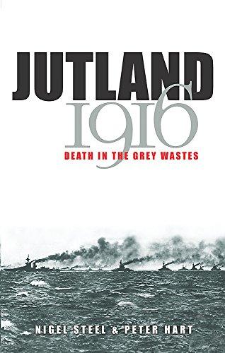 9780304358922: Jutland, 1916: Death in the Grey Wastes