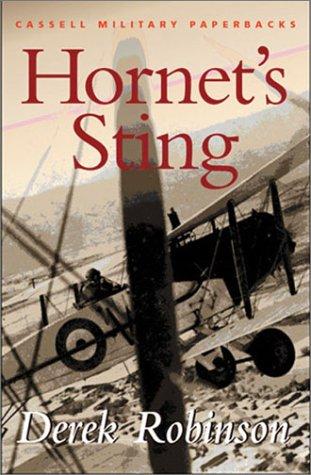 9780304358939: Hornet's Sting (Cassell Military Paperbacks)
