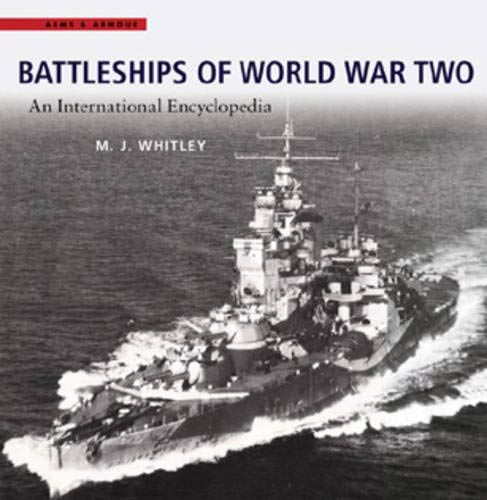 9780304359578: Battleships of World War Two