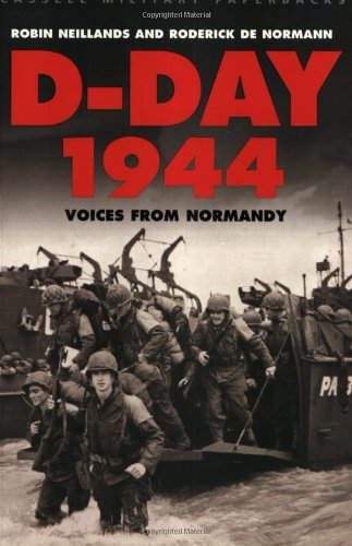 9780304359813: D-Day 1944: Voices from Normandy