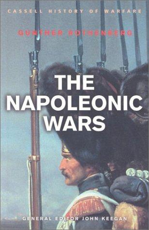 9780304359837: Napoleonic Wars (Cassell'S History Of Warfare)