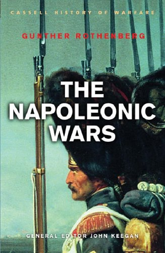 9780304359837: Napoleonic Wars (Cassell'S History Of Warfare)