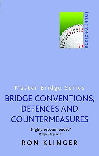 9780304361120: Bridge Conventions Defences and Countermeasures (Master Bridge Series)