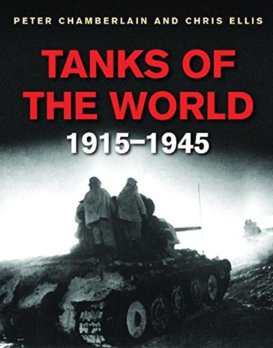 9780304361410: Tanks of the World 1915-1945