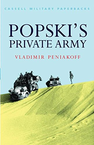 9780304361434: Popski's Private Army (Cassell Military Paperbacks)