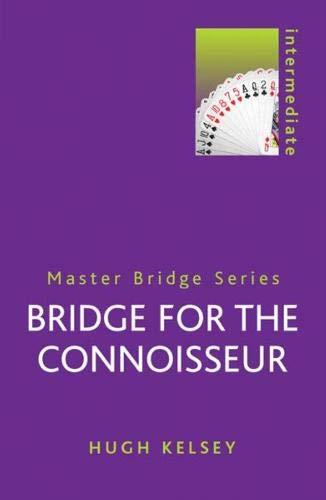 9780304361984: Bridge for the Connoisseur (Master Bridge Series)