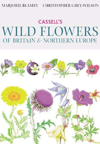9780304362141: Cassell's Wild Flowers of Britain and Northern Europe