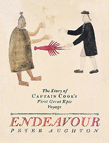 9780304362363: Endeavour: The Story Of Captain Cook's First Great Epic Voyage (Voyages)