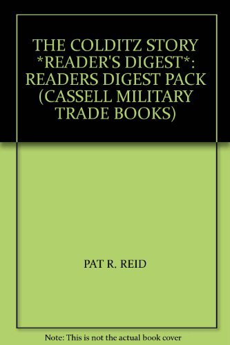 9780304362394: THE COLDITZ STORY *READER'S DIGEST*: READERS DIGEST PACK (CASSELL MILITARY TRADE BOOKS)