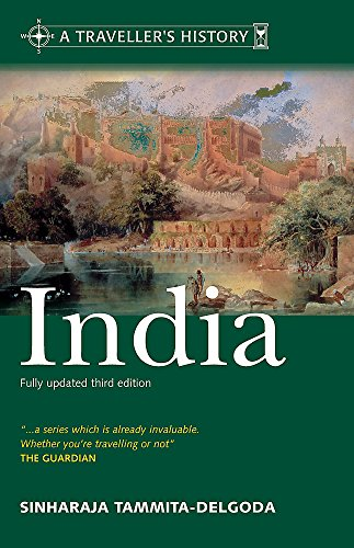 9780304362424: The Traveller's Histories: India (Traveller'S History Of)