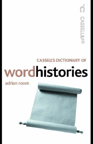 Cassell's Dictionary of Word Histories: Room, Adrian