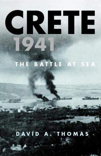 9780304364008: Crete 1941: The Battle at Sea (CASSELL MILITARY PAPERBACKS)