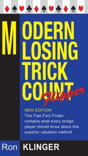 9780304364220: Modern Losing Trick Count Flipper