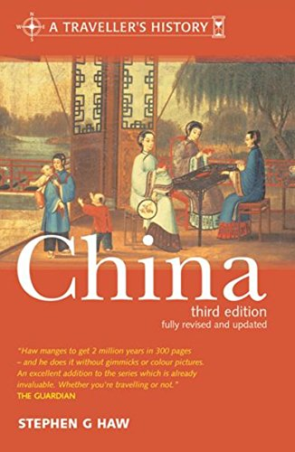 9780304364701: A Traveller's History of China (The Traveller's Histories)