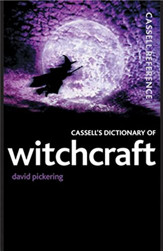 9780304365623: Cassell Dictionary of Witchcraft (Cassell reference)